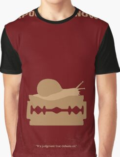 No006 My Apocalypse Now minimal movie poster Graphic T-Shirt