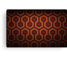 The Shining Carpet Pattern  Canvas Print