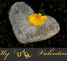 My Funny Valentine by Celeste Mookherjee