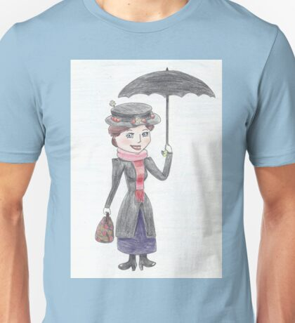 Mary Poppins Unisex T-Shirt