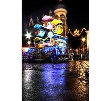 Colmar Christmas Cheer Photographic Print