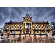Palais du Rhin Photographic Print
