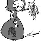Abagail #4 by MattNicholls