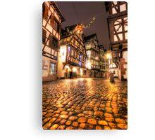 Little Alsace Canvas Print