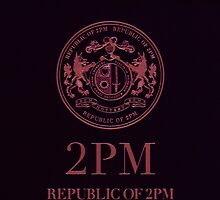 2PM K-Pop by Ommik