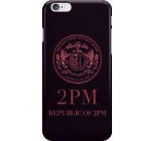 2PM K-Pop iPhone Case/Skin