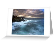 """""""Lost in Moments"""" ∞ Bermagui, NSW - Australia Greeting Card"""