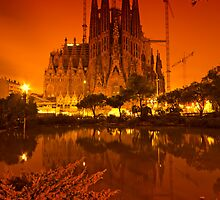 Sagrada Familia, Barcelona - Spain by fineartphoto1