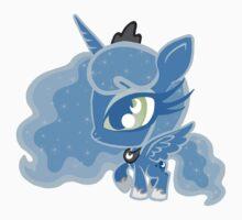 Weeny My Little Pony- Princess Luna One Piece - Long Sleeve