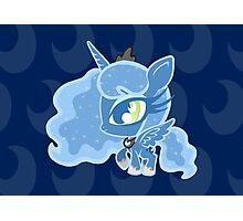 Weeny My Little Pony- Princess Luna Photographic Print