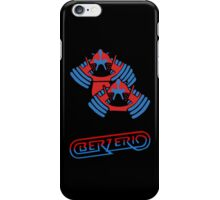 Arcade: Berzerk iPhone Case/Skin