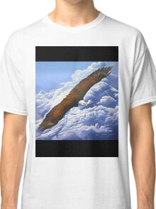 Lifted to the Sky Classic T-Shirt