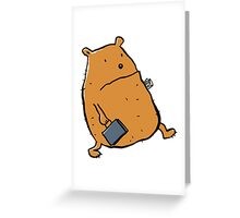 gotowork Greeting Card