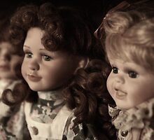 dolls IV by ARTistCyberello