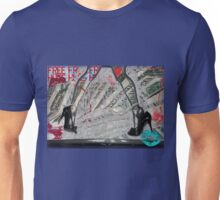 Capacity for Submissive Behavior - Transparency Unisex T-Shirt