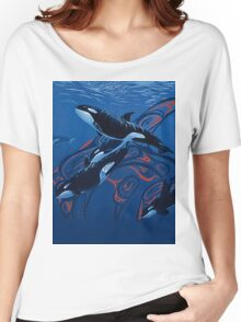 Orca Days Women's Relaxed Fit T-Shirt
