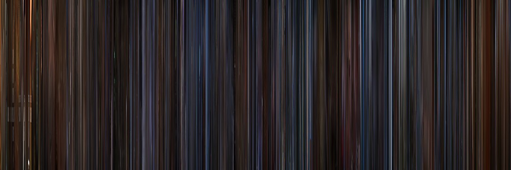 Moviebarcode: Die Hard (1988) by moviebarcode