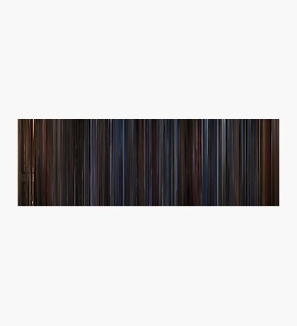 Moviebarcode: Die Hard (1988) Photographic Print