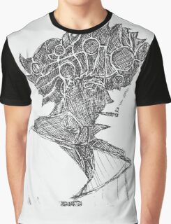 Space Cowboy Graphic T-Shirt