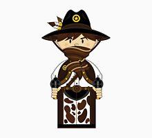 "Cute ""Wild West' Cowboy Sheriff Unisex T-Shirt"