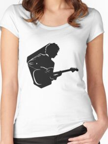 band3 Women's Fitted Scoop T-Shirt