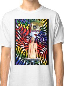 Rainbow Mask Classic T-Shirt