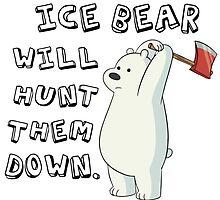 ice bear by athelstan