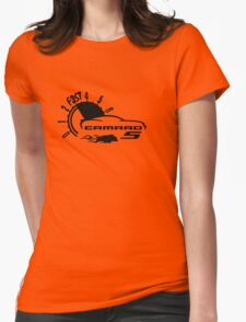 car2 Womens Fitted T-Shirt