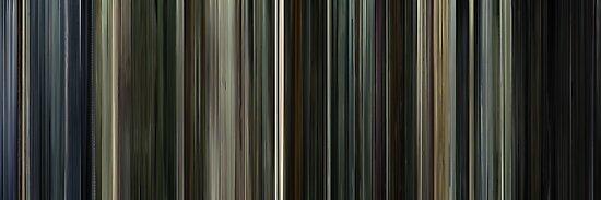 Moviebarcode: The Last Circus / Balada triste de trompeta (2010) by moviebarcode