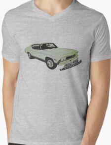 car3 Mens V-Neck T-Shirt