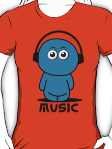 Blues Music T-Shirt