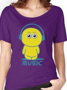 Music Dude Women's Relaxed Fit T-Shirt