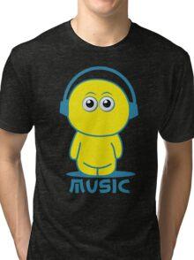Music Dude Tri-blend T-Shirt