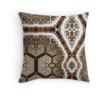 Cognitive Architecture Throw Pillow