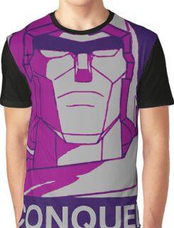 Megatron - Conquer Graphic T-Shirt