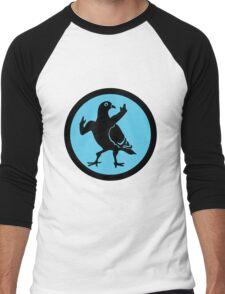 Pigeon Skank Men's Baseball ¾ T-Shirt