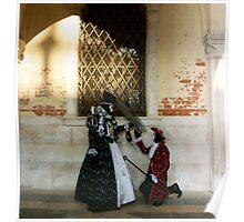 Carnavale di Venezia Masks III Poster
