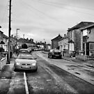 Nelson Road - Shirley Southampton by DARREL NEAVES