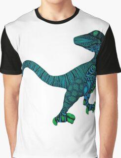 Little Pepper Blue Graphic T-Shirt