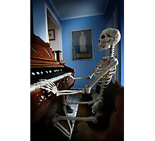 Play it Again Billy ! Photographic Print