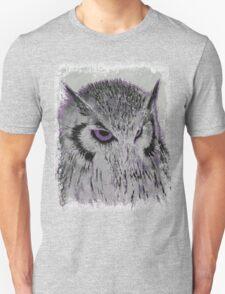 Violet Owl T-Shirt