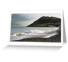 Bray, Co. Wicklow Greeting Card