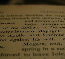 Zodiac by JessiBrook