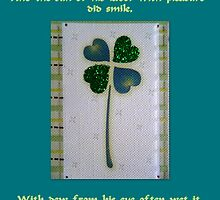 St. Patrick's Day Greetings by ©The Creative  Minds