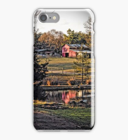 The Barn iPhone Case/Skin
