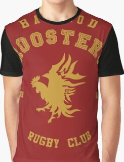 Bacolod Roosters RFC Graphic T-Shirt