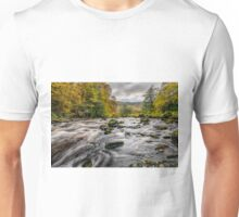 Autumn Rapids Unisex T-Shirt