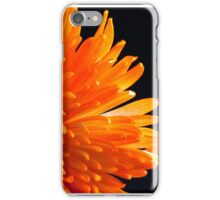 Orange Mum iPhone Case/Skin