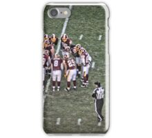 Huddle iPhone Case/Skin