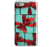 Tiffany's Boxes iPhone Case/Skin